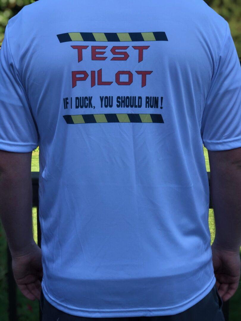 FJU Test Pilot