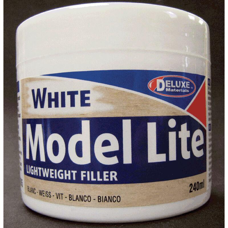 Deluxe Materials Model Lite White