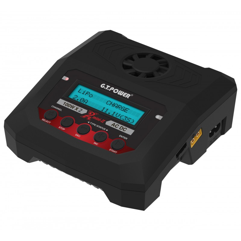 GT Power X2 Mini Charger