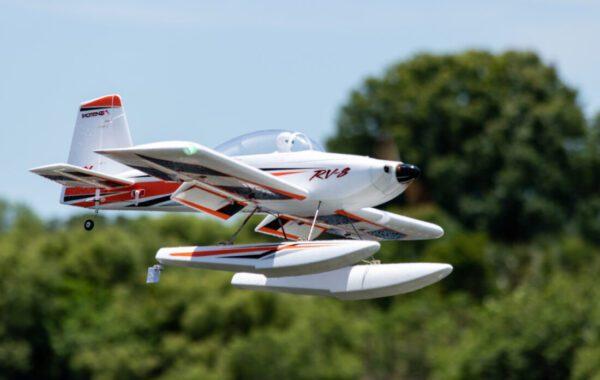 Flex RV-8 10E Floats