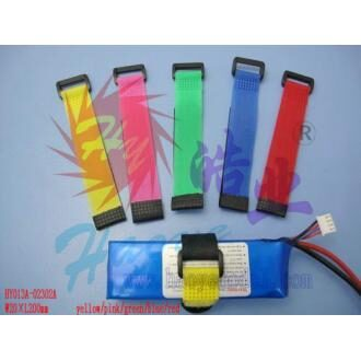 Battery Strap Color Velcro