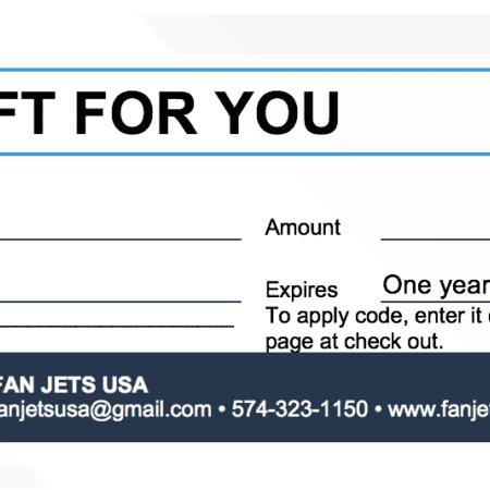 Fan-Jets-USA-Gift-Certificate