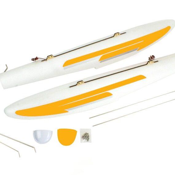 Flex Cessna Floats-Yellow