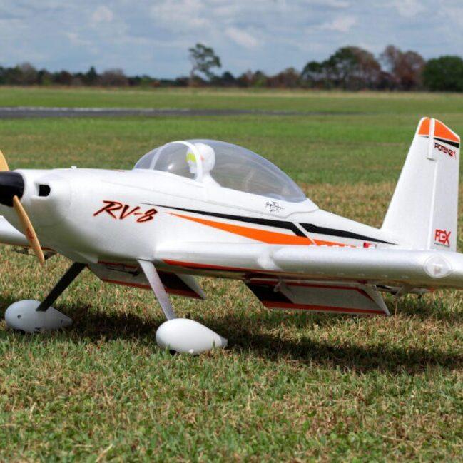 Flex RV-8 10E b