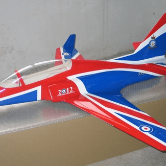 JTM British Flag Viper