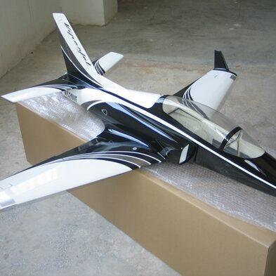 JTM Viper Black+Silver