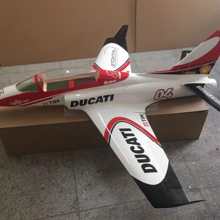 JTM Viper Ducati 120mm