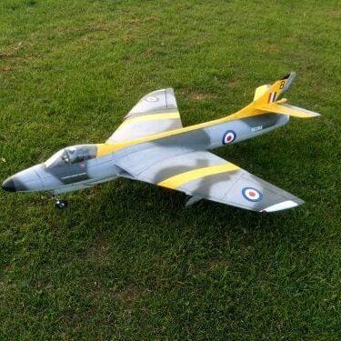 RBC Hawker Hunter 90d