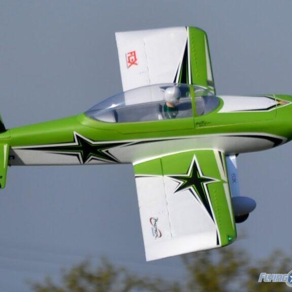 RV-8 SUPER PNP Green o